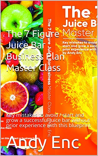 business plan for a juice bar