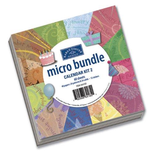 Micro Bundle Calendar Kit - 1