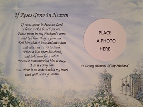 Poems For Deceased Husband 7