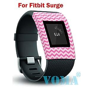Amazon.com : VOMA Band Cover for Fitbit Surge Smartwatch ...