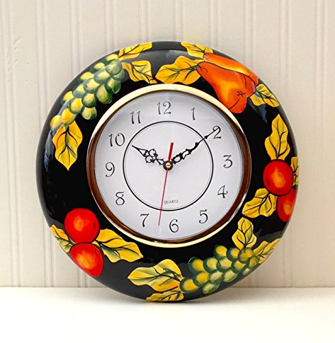 Fruit Clock - 2