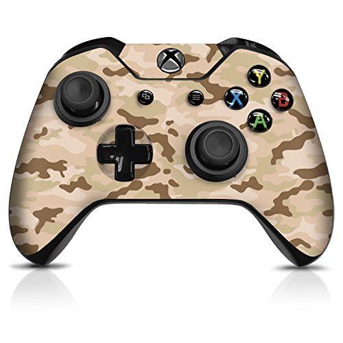Controller Gear Controller Skin - Desert Camo - Officially Licensed by Xbox One