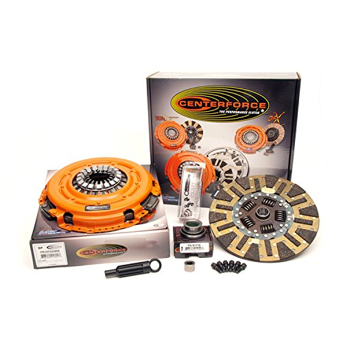 Centerforce KDF240916 Dual Friction Full Clutch -