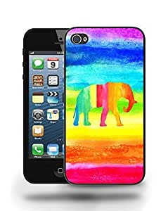 Aztec Tribal Space Elephant Hipster Pattern Phone Case Cover Designs for iPhone 5