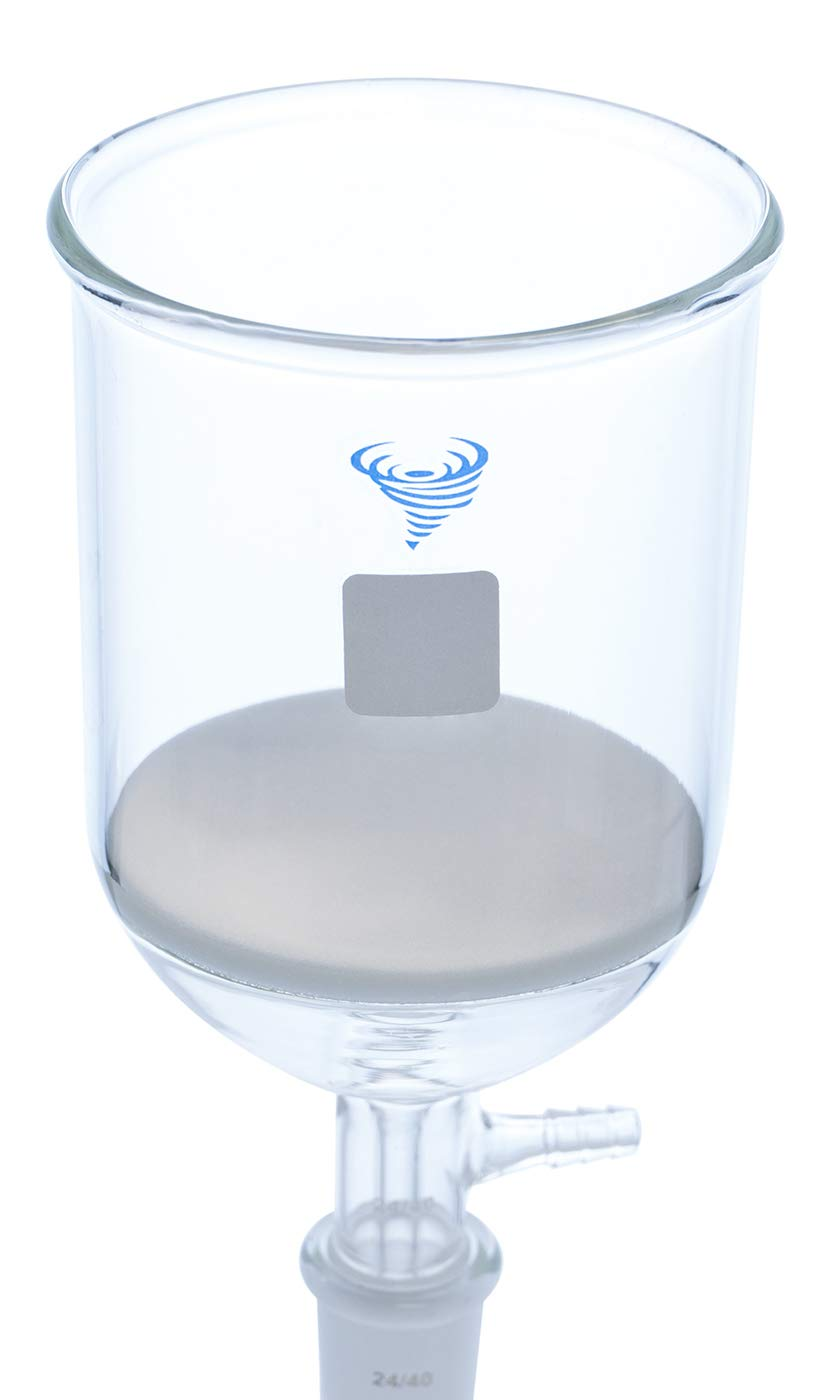 Best Value Vacs Buchner Funnel Fritted- 1000ml