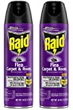 Raid Flea Killer Carpet and Room Spray, 16 oz