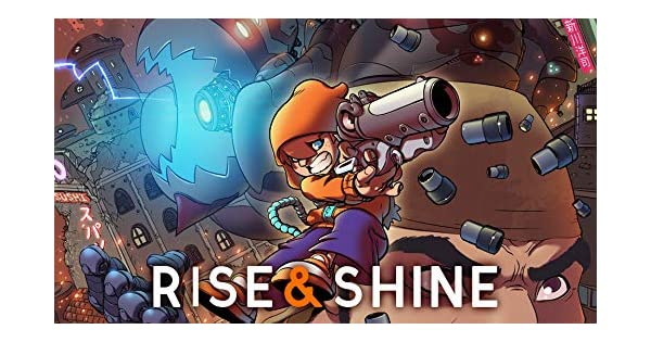 Amazon.com: Rise and Shine - Nintendo Switch [Digital Code ...