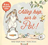 vignette de 'Allez hop, sur le pot ! (Sally Lloyd-Jones)'