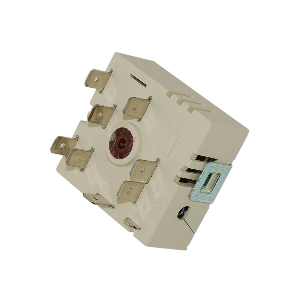Brandt White Westinghouse Homark Proline Hilite Cooker Energy Regulator Switch. Genuine Part Number 76X3605 Blomberg