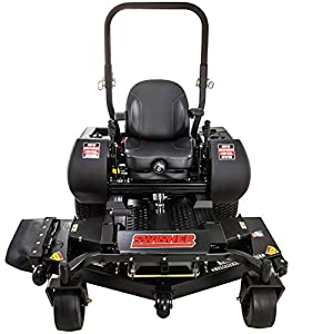 "Swisher Z21560CPHO 21.5HP Reponse Gen 2 Honda Ztr Commercial Pro, Black, 60"" from Swisher"