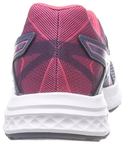 Hot Bluesmoke Femme Pink Excite Blue 5 Multicolore Gel Chaussures Asics de Running Smoke 7gwxzPnYq