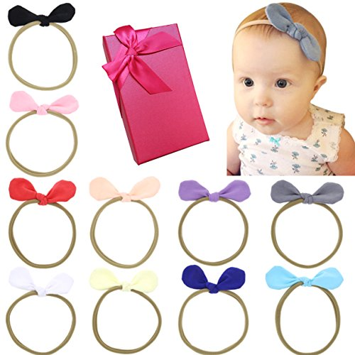 Elesa-Miracle-Baby-Hair-Accessories-Lovely-Baby-Girls-Gift-Box-with-Bow-Flower-Hair-Headband