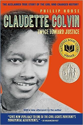 Amazon.com: Claudette Colvin: Twice Toward Justice (9780312661052 ...