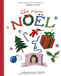 "Afficher ""Cléo prépare Noël"""