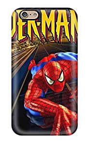 Best JeremyRussellVargas Awesome Case Cover Compatible With Iphone 6 - Spider-man