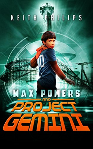 Max Powers And Project Gemini by Keith Philips ebook deal