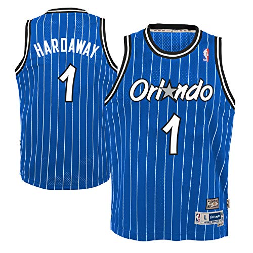 Genuine Stuff Orlando Magic Anfernee Penny Hardaway Youth Soul Swingman  Jersey (XL (18- cafd0898b