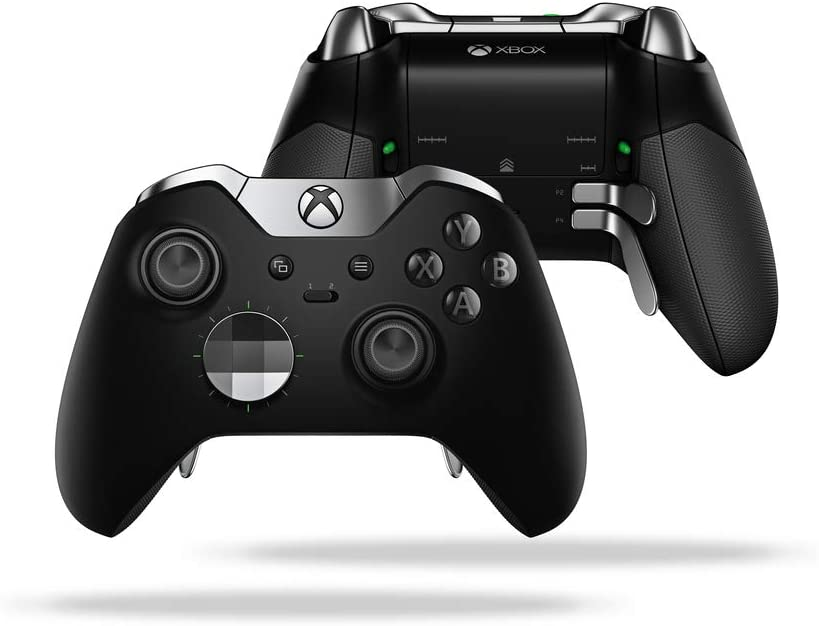 Microsoft - Mando Elite Wireless (Xbox One), negro: Microsoft ...