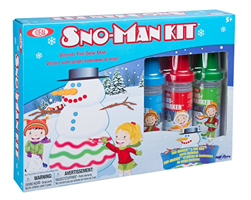 Paint Snow (Ideal Sno Toys Sno Marker Sno-Man Kit)