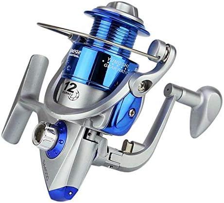 Spinning Carbon Fiber Drag Carrete de pesca de agua dulce ...