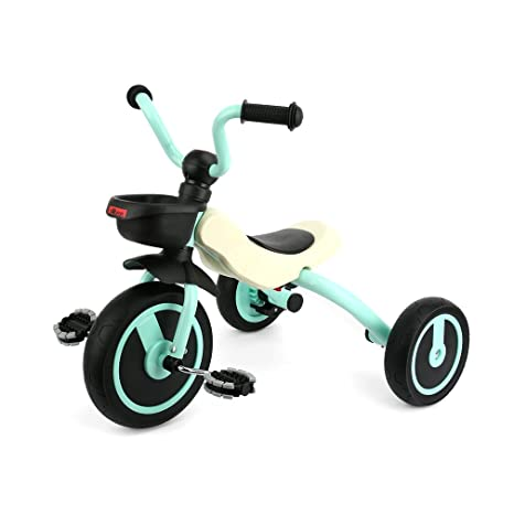 Fascol GOSFUN Triciclo Bebe Evolutivo para Niños de 2 - 5 Años, Trike Bicicleta Plegable