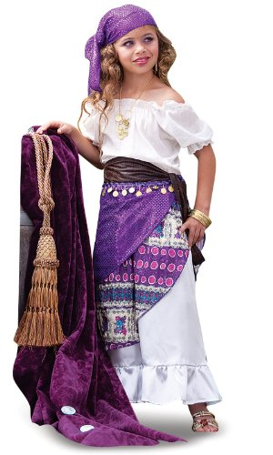 [Gypsy Child Costume] (Gypsy Costumes Girl)