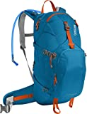 CamelBak Fourteener 24 Crux Reservoir Hydration Pack, Grecian Blue/Pumpkin, 3 L/100 oz Review