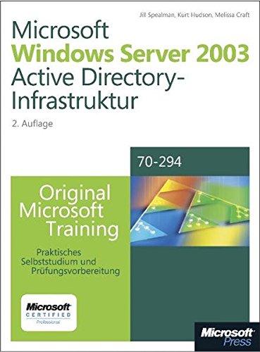 Microsoft Windows Server 2003 Active Directory-Infrastruktur