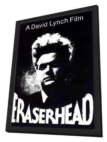Framed Movie Poster (Eraserhead Movie Poster)