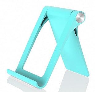 GH-Ghawk® Verstellbarer Telefonhalter Samsung Galaxy Fold Ständer Telefonstand-Ladestation