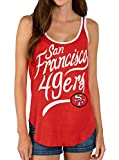 Junk Food NFL San Francisco 49ers Licorice Red Juniors Tank Top