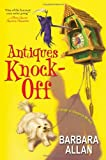 Antiques Knock-Off, Barbara Allan, 0758234236