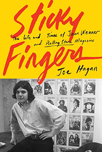 - Sticky Fingers: The Life and Times of Jann Wenner and Rolling Stone Magazine