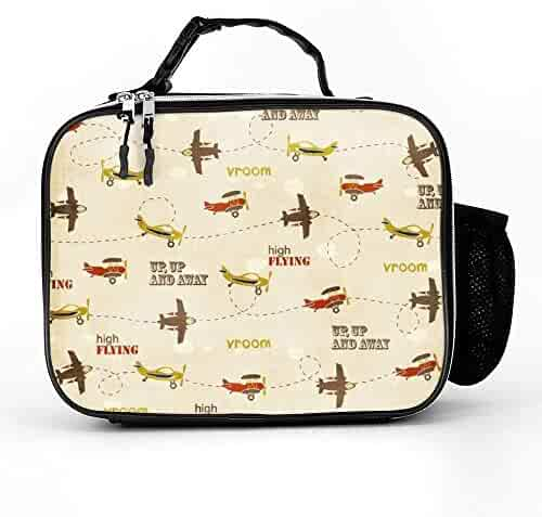 5e507329e1fc Shopping Lunch Bags - Airplanes - Birth to 24 Months ...