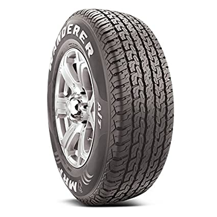 Mrf Wanderer 235 65 R17 104h Tubeless Car Tyre Set Of 4 Amazon In