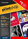 Software : The Print Shop Professional 6.0 [PC Download]