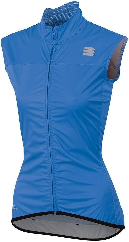 Parrot Blue//Black Sportful Bodyfit Pro 2.0 Vest Women