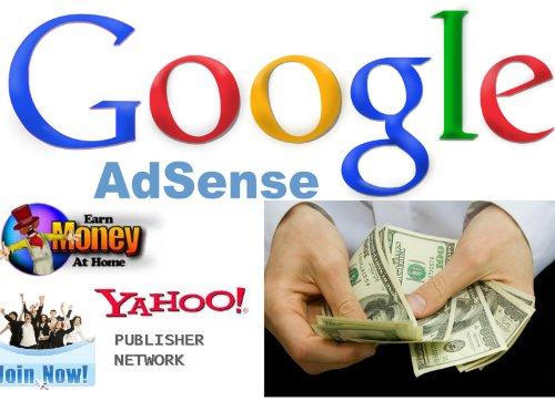 Amazon com: Earn Money From Google Adsense, Yahoo, Msn And