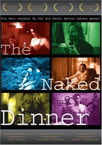 The Naked Dinner ( The Cabin Movie ) [ NON-USA FORMAT, PAL, Reg.0 Import - Germany - Warrington Shops