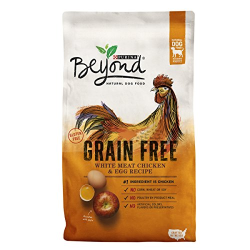 Purina Beyond Grain Free White Meat Chicken & Egg Recipe Adult Dry Dog Food – 3 lb. Bag For Sale