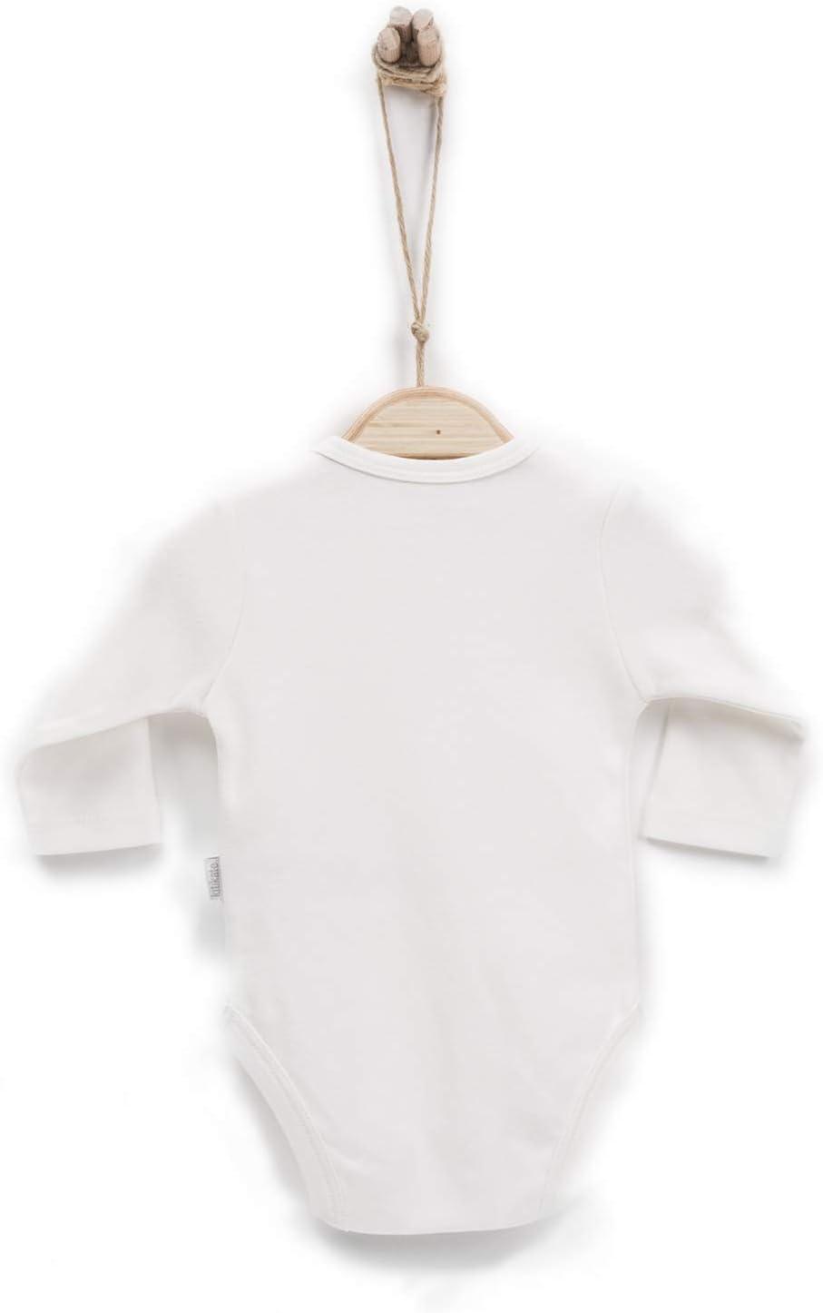 Baby Bodysuit LONG SL BABY BODYSUIT ORGANIC Long Sl