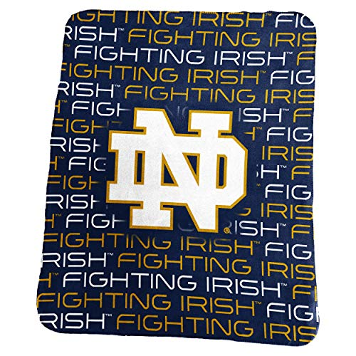Notre Dame Fleece Throw - 3