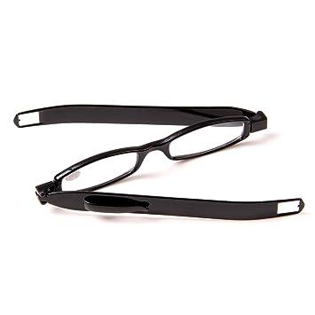 d9757e2f569 LianSan 360 Rotating Reading Glasses 45mm 23mm Slim Mini Portable  Lightweight Men Women s Reading Eyeglasses