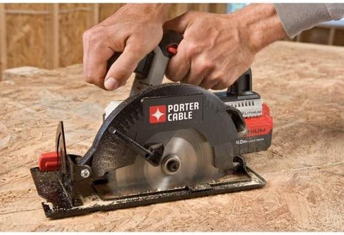 PORTER-CABLE 6-1/2-Inch best Cordless Circular Saw