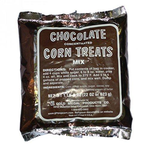 Gold Medal Chocolate Corn Treat Popcorn Mix One 22 oz Bag