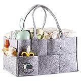 pigwobag Baby Diaper Caddy Organizer,Nursery