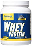 Jarrow Formulas Whey Protein, Supports Muscle Development, Unflavored, 454 g
