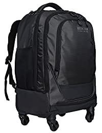 "Kenneth Cole Reaction Double Gusset 4-Wheel 17.0"" Multipurpose Backpack"