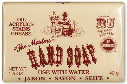 General Pencil The Master's Hand Soap-1.4 Ounces