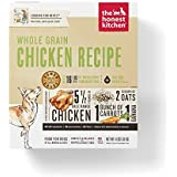 Honest Kitchen The Human Grade Dehydrated Organic Grain Chicken Dog Food, 4 lb - Revel
